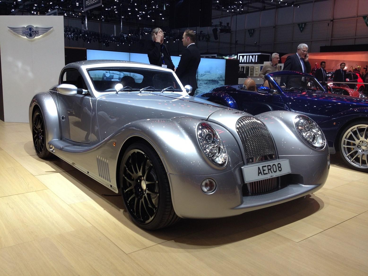 Morgan Aero Coupe 2011 - now Coupe #3