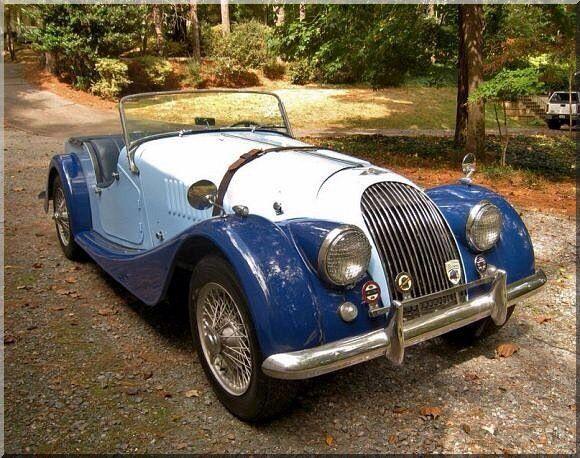 Morgan Plus 4 1950 - now Speedster #2