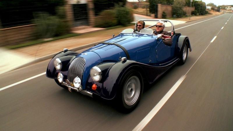 Morgan Plus 4 1950 - now Speedster #3