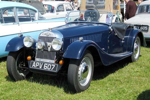 Morgan Plus 4 1950 - now Speedster #1