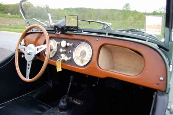 Morgan Plus 4 1950 - now Speedster #7