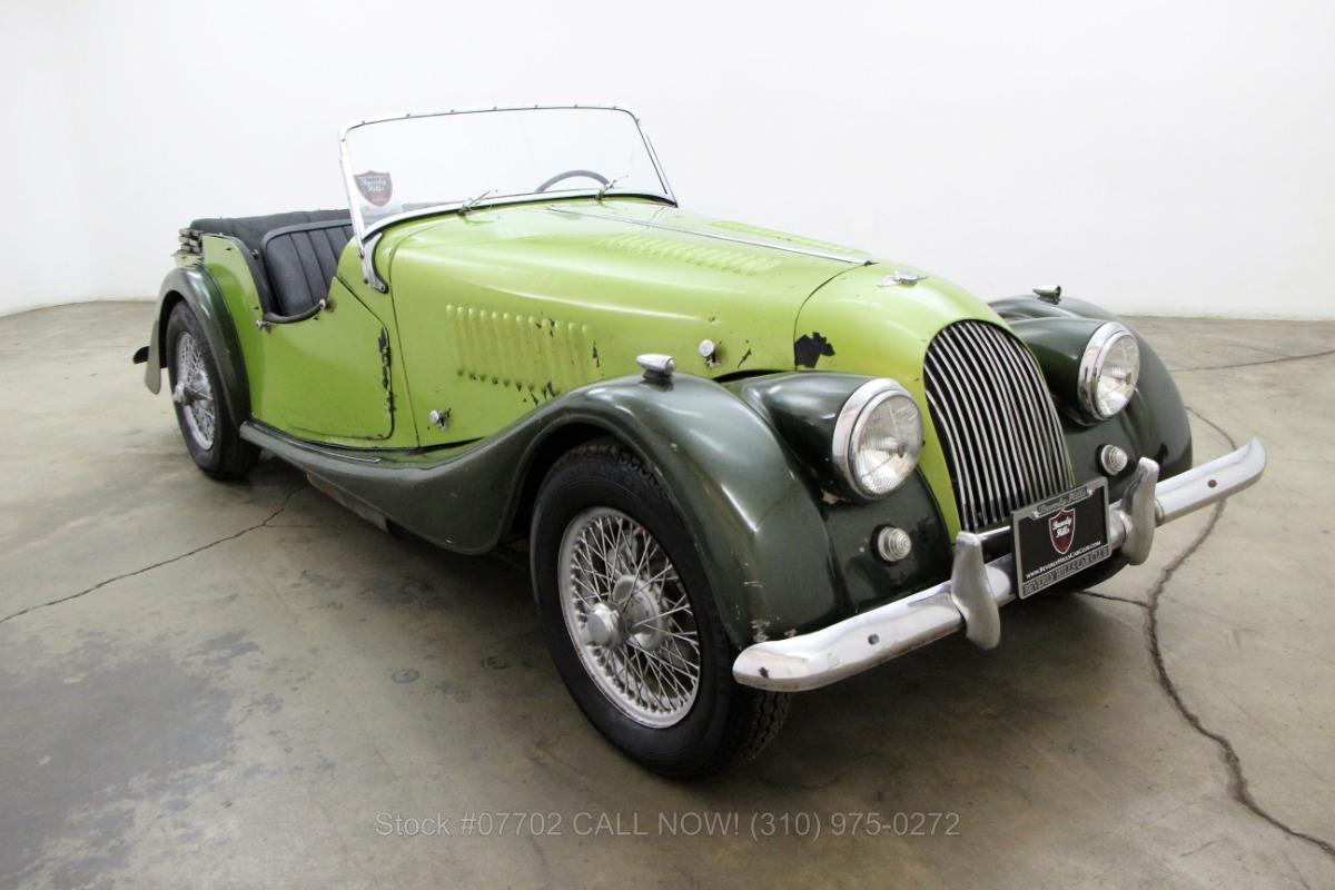 Morgan Plus 4 1950 - now Speedster #6
