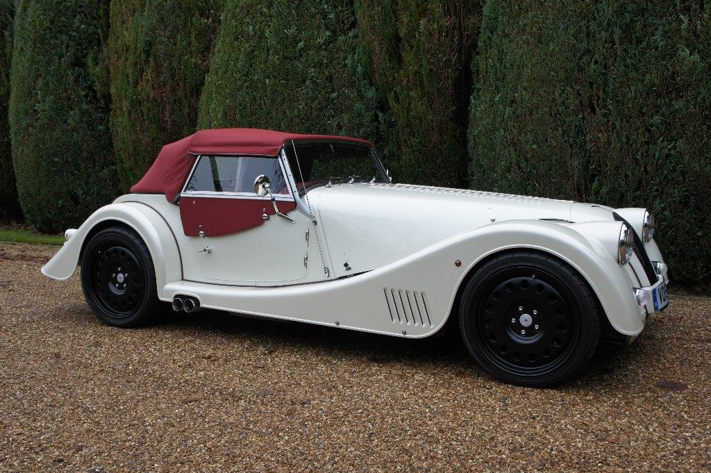 Morgan Plus 4 1950 - now Speedster #5
