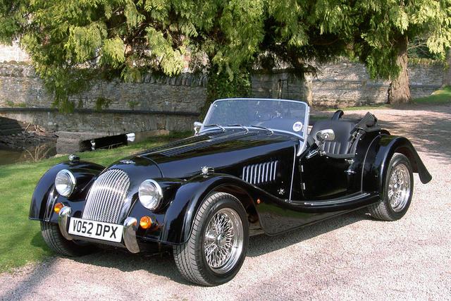Morgan Plus 8 II 2012 - now Speedster #2