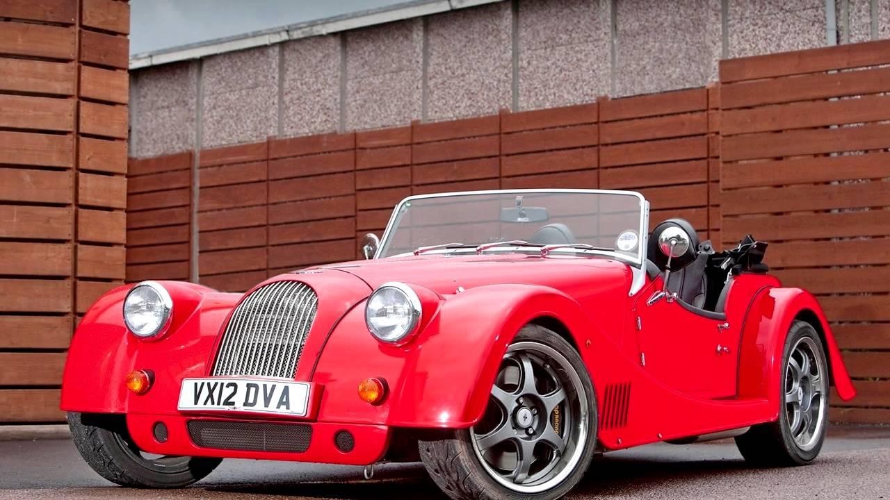 Morgan Plus 8 II 2012 - now Speedster #4