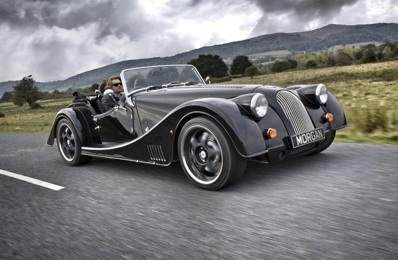 Morgan Plus 8 II 2012 - now Speedster #3