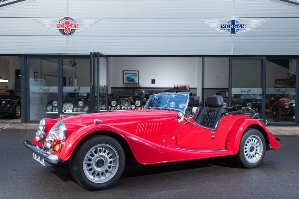 Morgan Plus 8 II 2012 - now Speedster #1