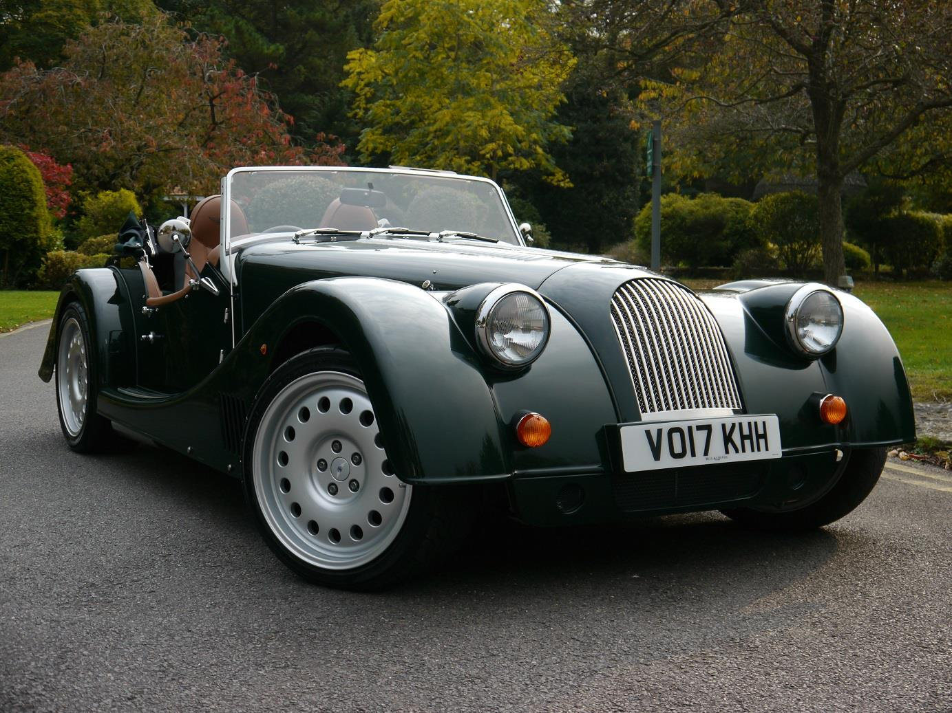 Morgan Plus 8 II 2012 - now Speedster #5