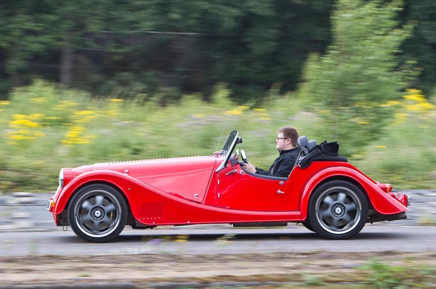 Morgan Plus 8 II 2012 - now Speedster #6