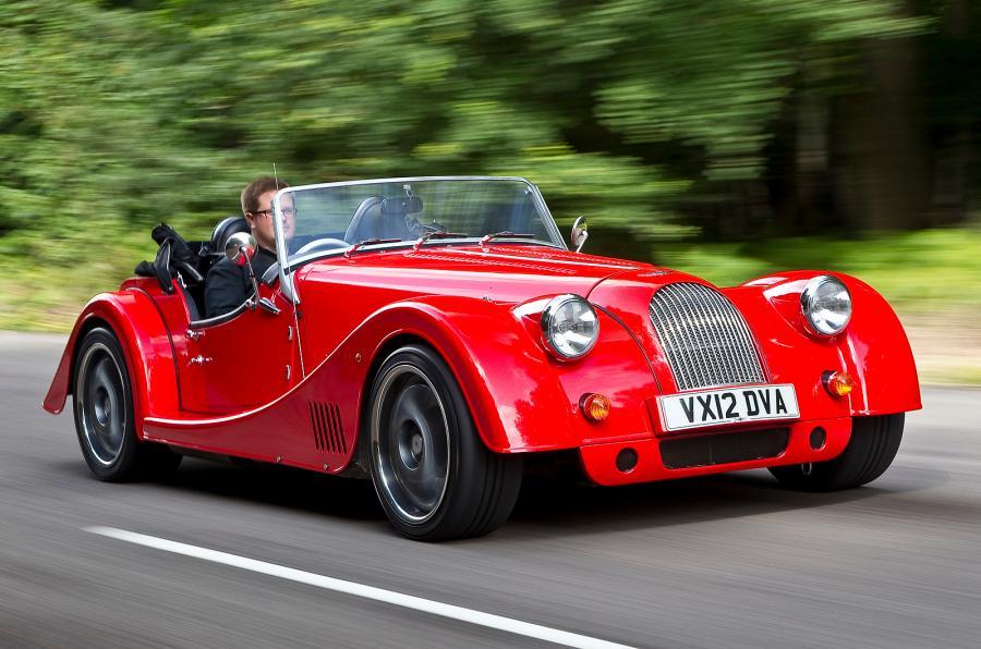Morgan Plus 8 II 2012 - now Speedster #7