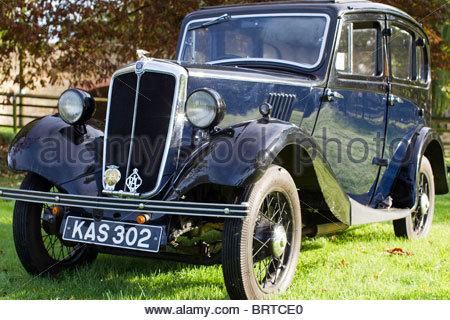 Morris Eight I 1935 - 1937 Sedan #2