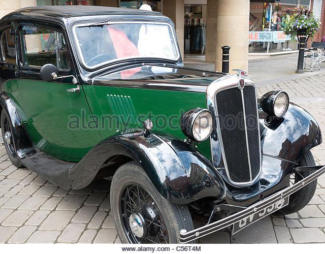 Morris Eight I 1935 - 1937 Sedan #4