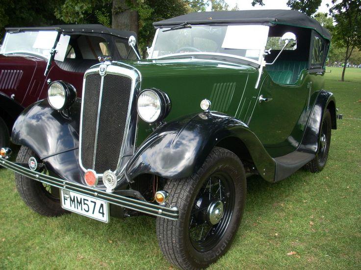 Morris Eight I 1935 - 1937 Sedan #3