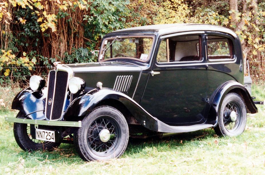 Morris Eight I 1935 - 1937 Sedan #6