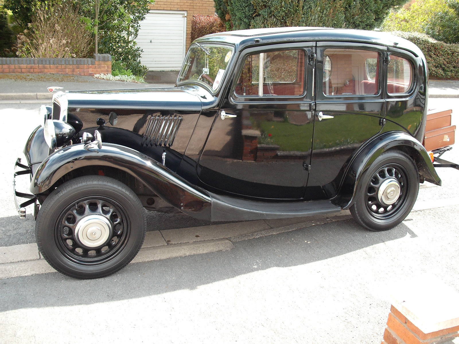 Morris Eight I 1935 - 1937 Sedan #5