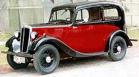 Morris Eight I 1935 - 1937 Sedan #8