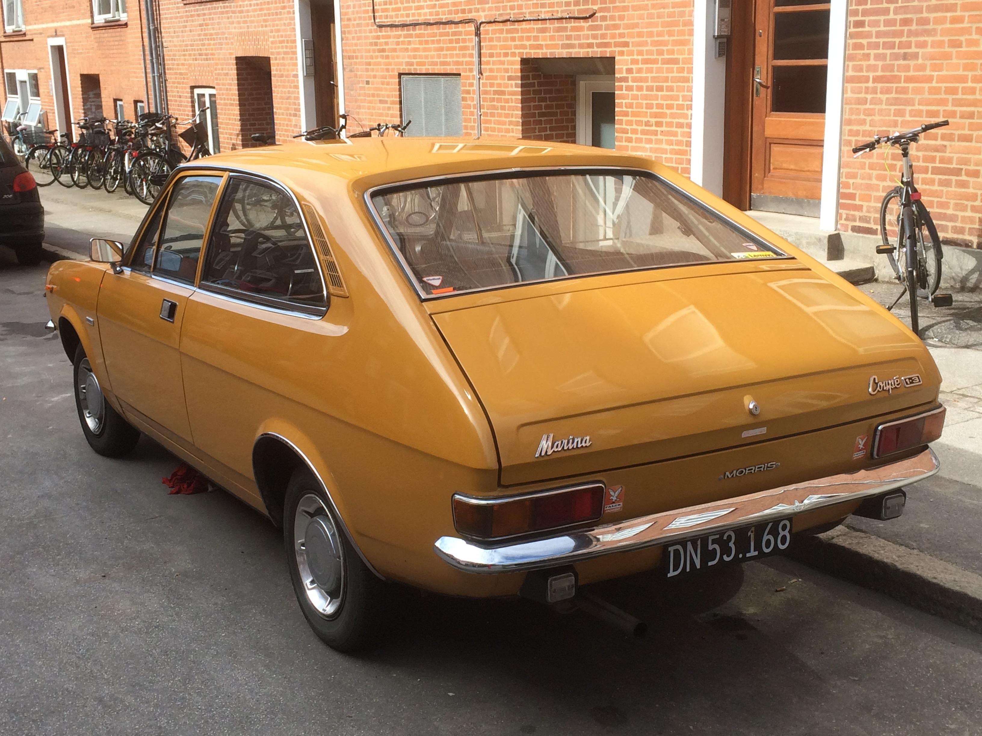 Morris Marina 1971 - 1980 Coupe #4