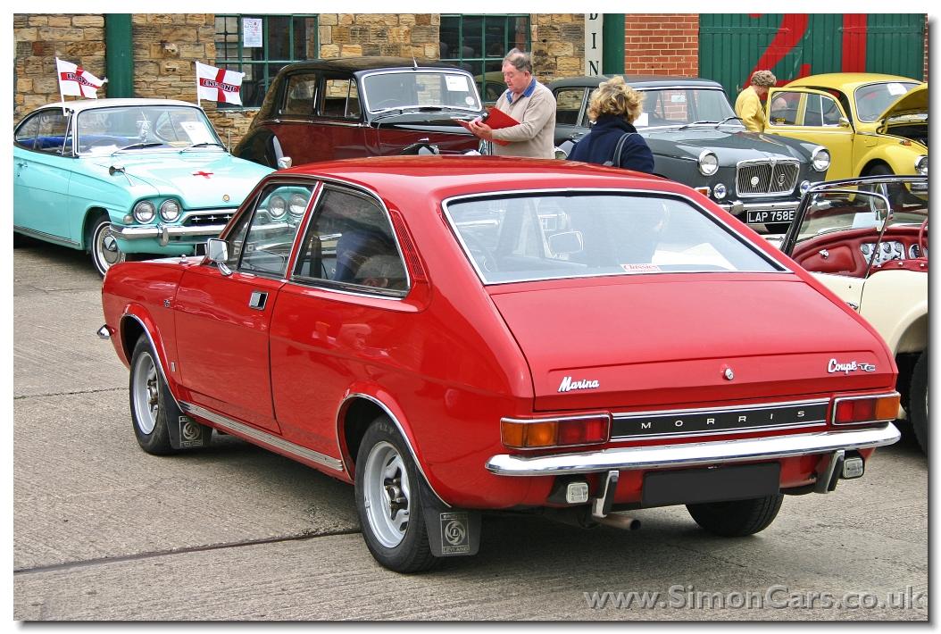 Morris Marina 1971 - 1980 Coupe #3