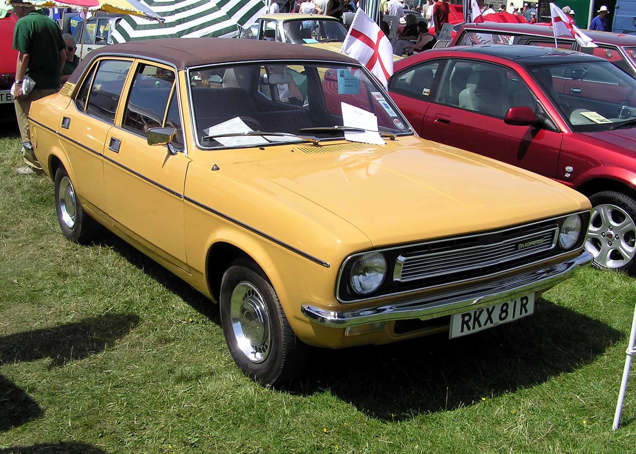Morris Marina 1971 - 1980 Coupe #2