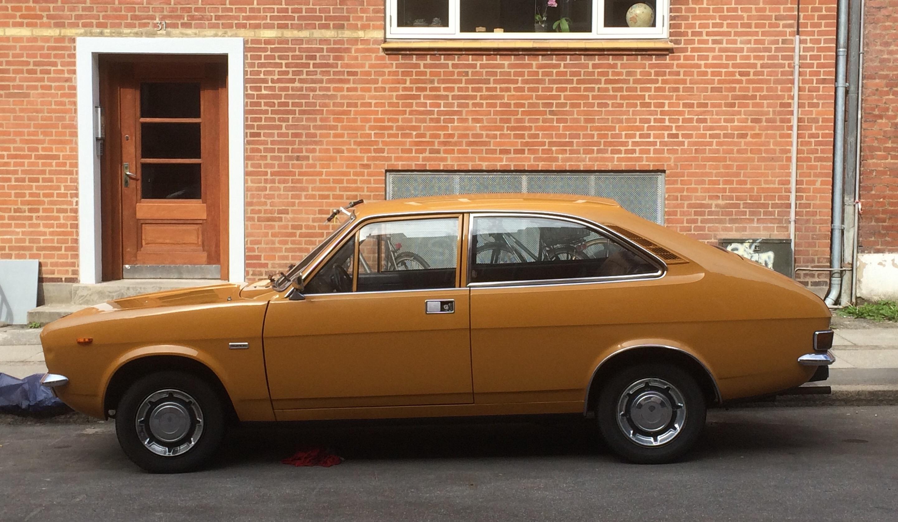 Morris Marina 1971 - 1980 Coupe #5