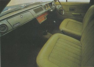 Morris Marina 1971 - 1980 Coupe #7