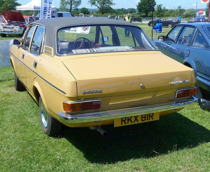 Morris Marina 1971 - 1980 Sedan #1
