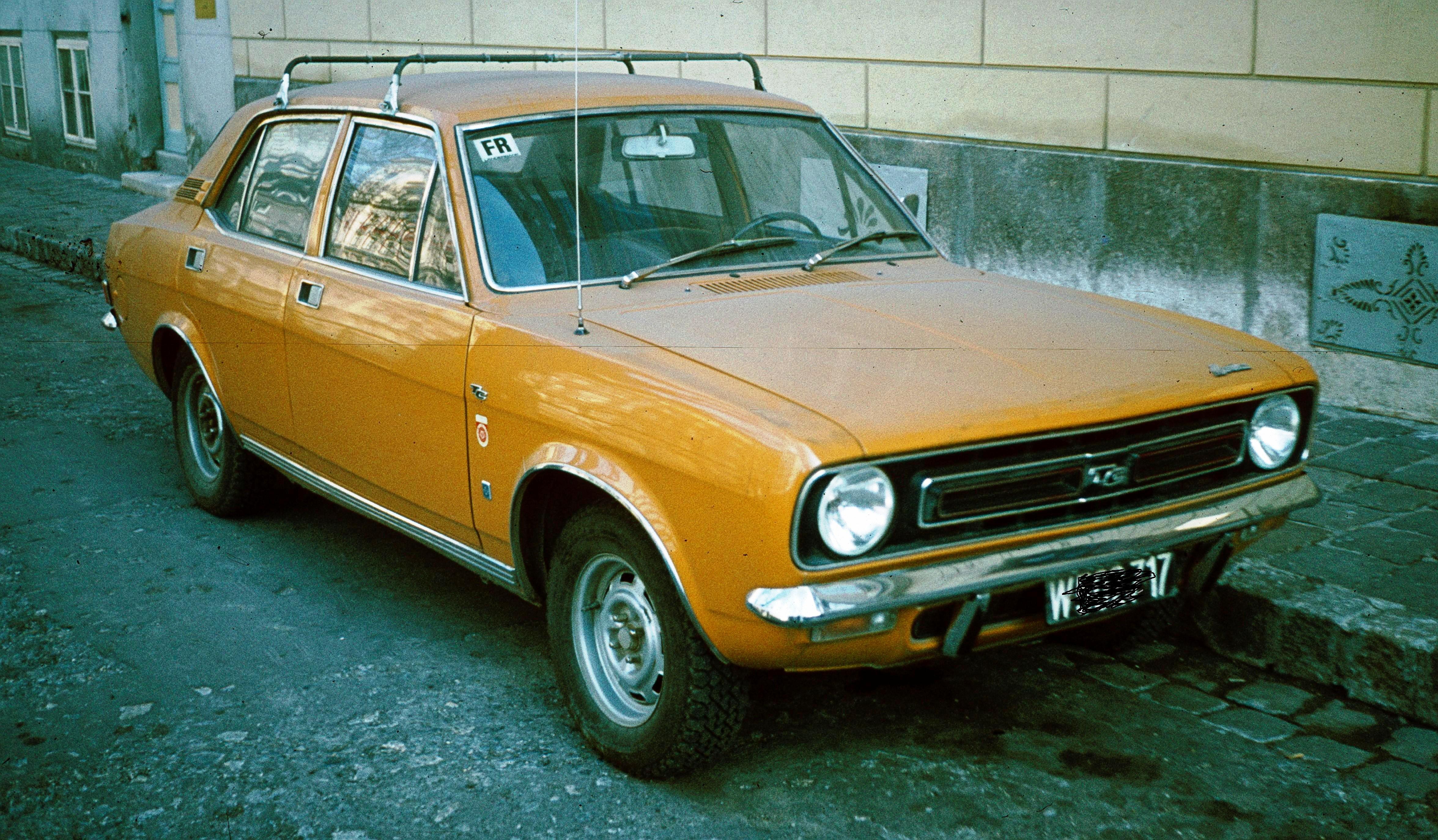 Morris Marina 1971 - 1980 Station wagon 5 door #5