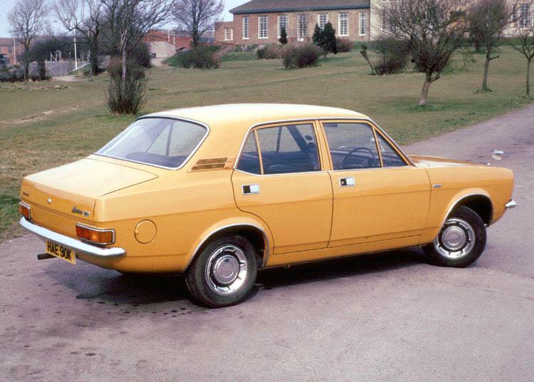 Morris Marina 1971 - 1980 Station wagon 5 door #6