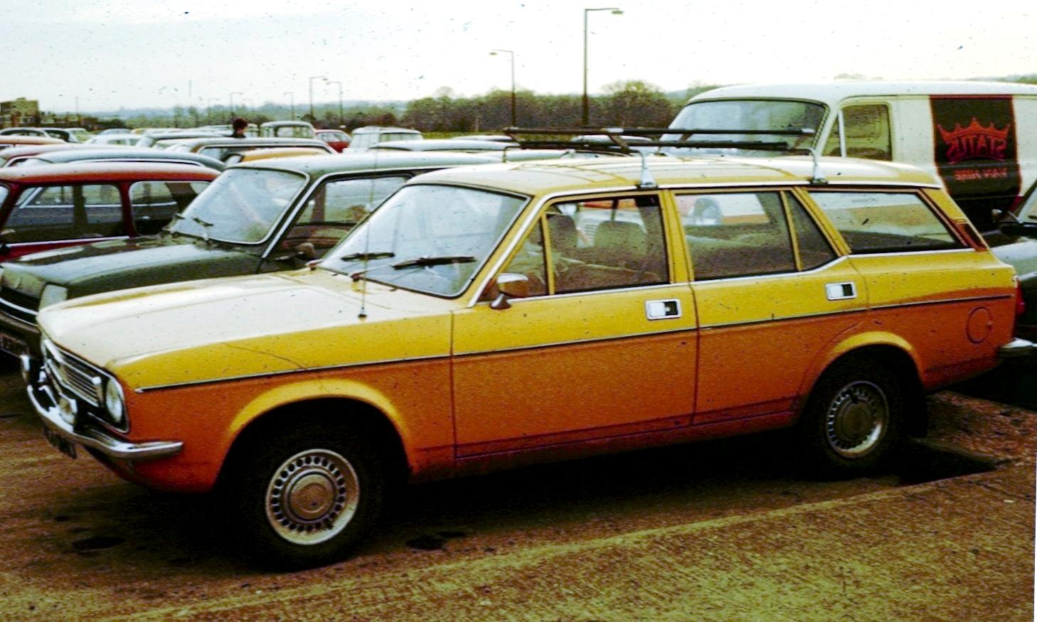 Morris Marina 1971 - 1980 Station wagon 5 door #4