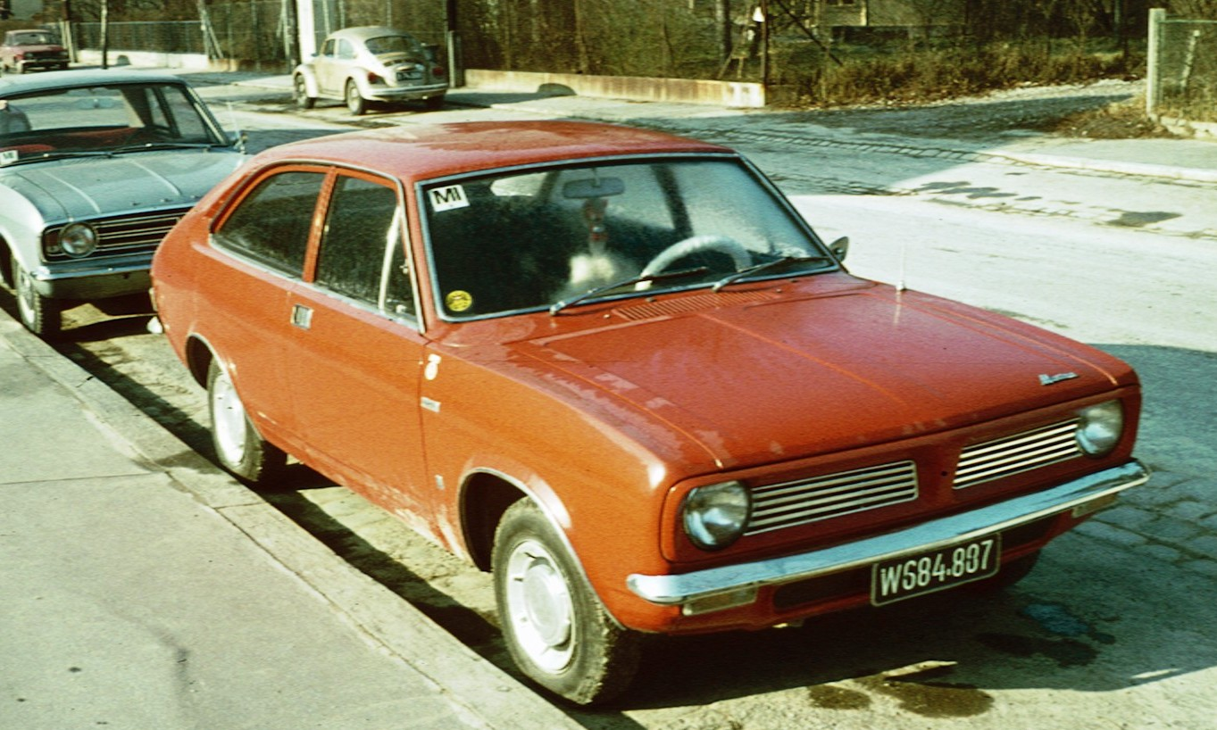 Morris Marina 1971 - 1980 Station wagon 5 door #2