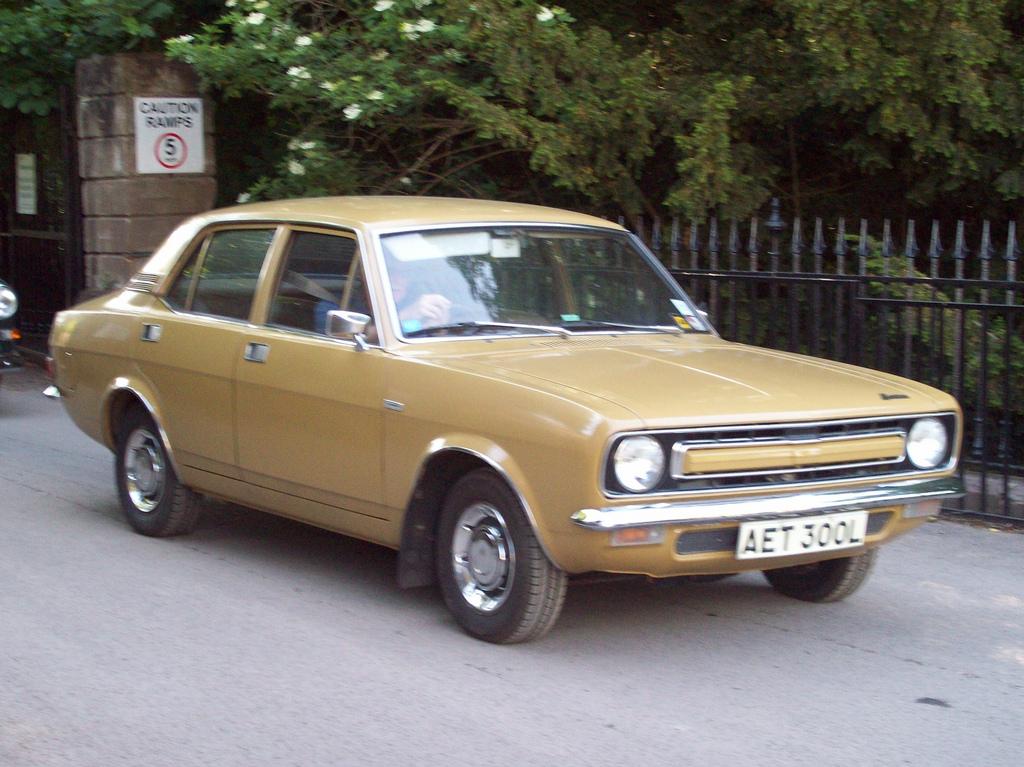 Morris Marina 1971 - 1980 Station wagon 5 door #3