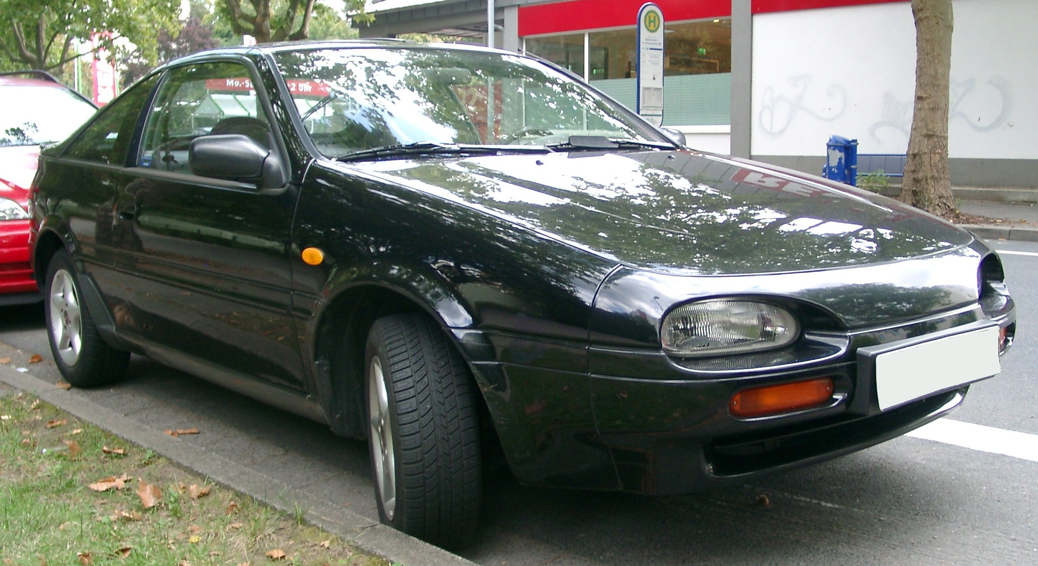 Nissan 100NX 1990 - 1996 Coupe #3