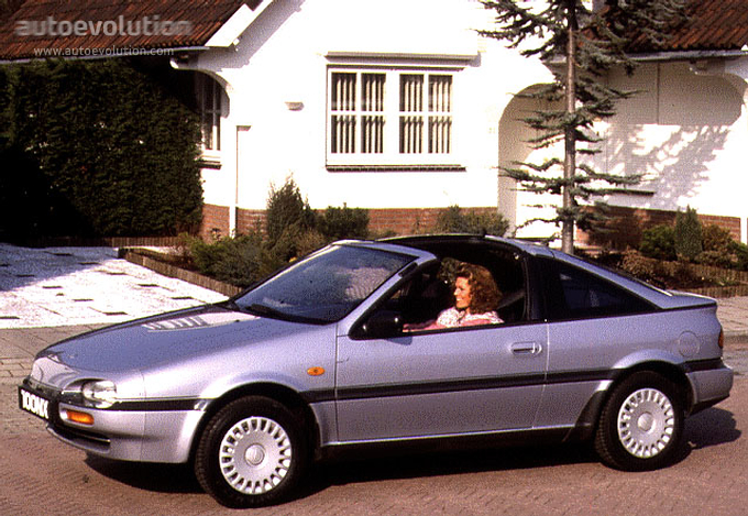 Nissan 100NX 1990 - 1996 Coupe #4