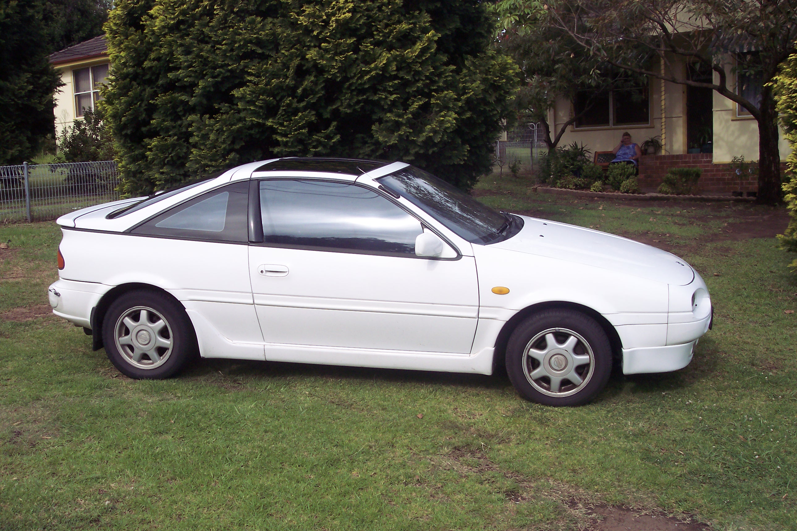 Nissan 100NX 1990 - 1996 Coupe #5