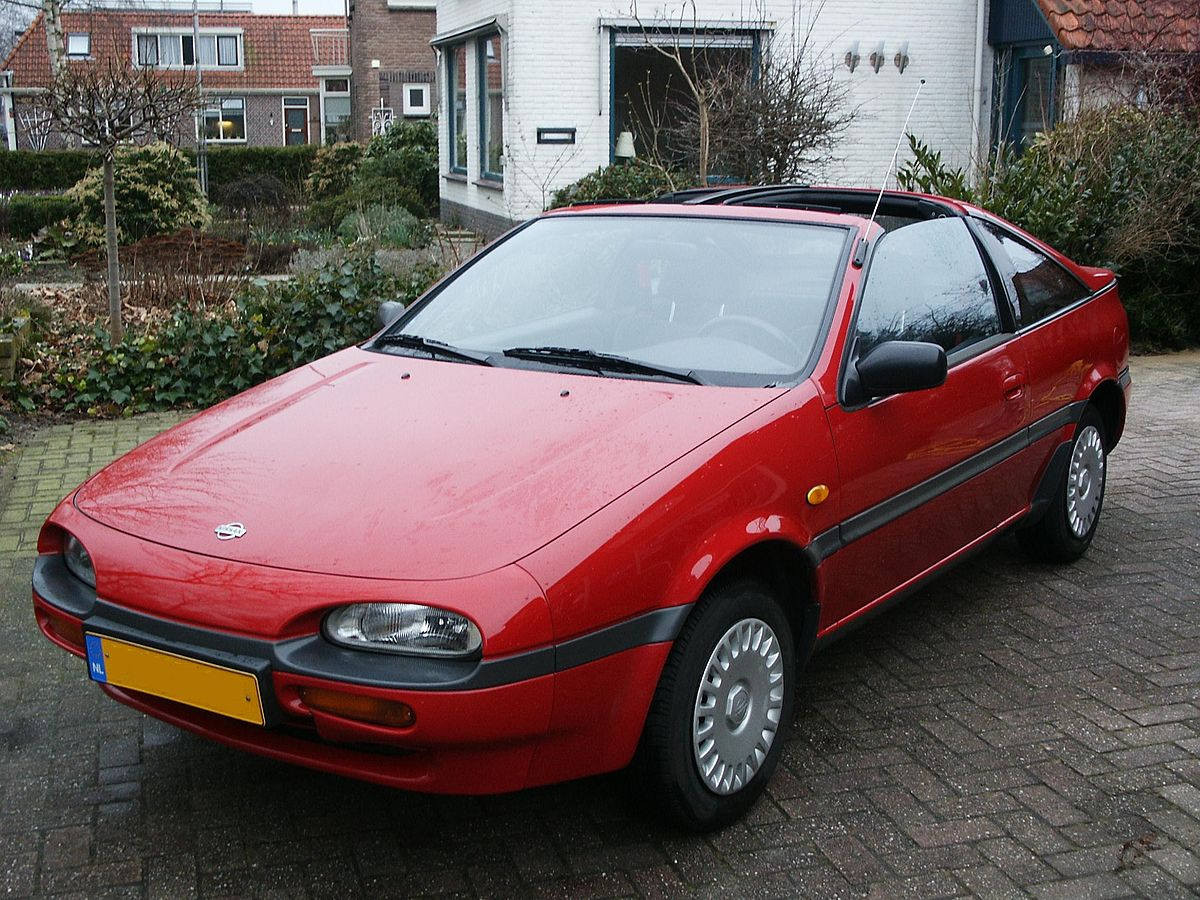 Nissan 100NX 1990 - 1996 Coupe #8