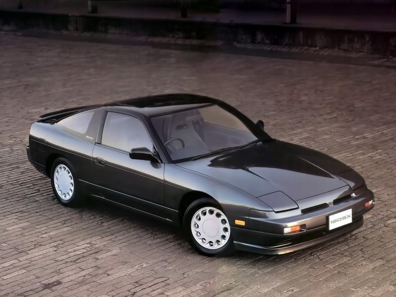 Nissan 180SX 1988 - 1999 Coupe #4