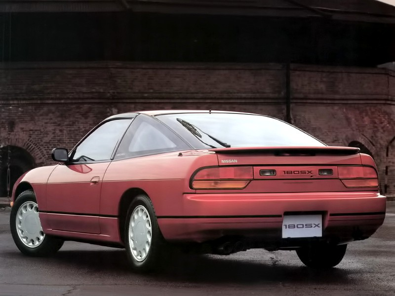 Nissan 180SX 1988 - 1999 Coupe #5