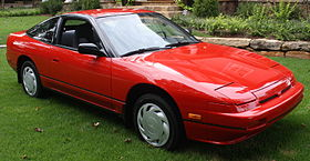 Nissan 200SX I (S13) 1988 - 1994 Coupe #8