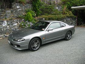 Nissan 180SX 1988 - 1999 Coupe #3
