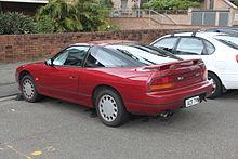 Nissan 200SX I (S13) 1988 - 1994 Coupe #7