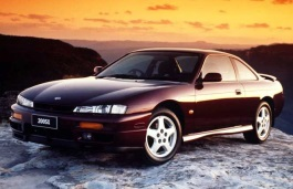 Nissan 200SX II (S14) 1993 - 2000 Coupe #4