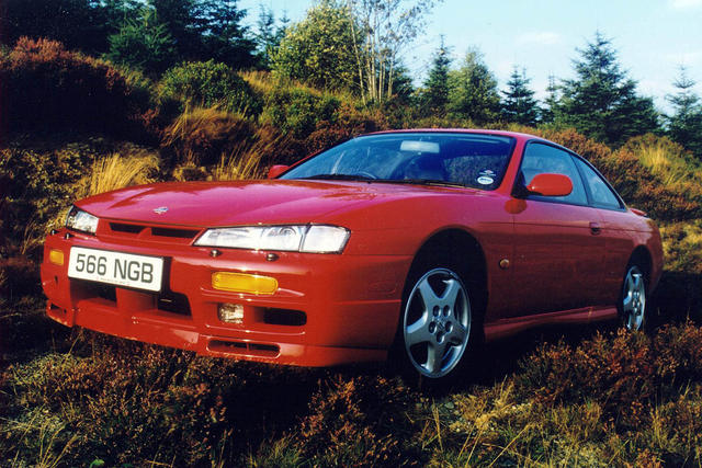 Nissan 200SX II (S14) 1993 - 2000 Coupe #6