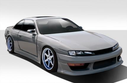 Nissan 240SX S14 1994 - 1999 Coupe #5