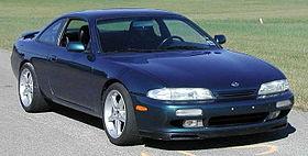 Nissan 240SX S14 1994 - 1999 Coupe #7