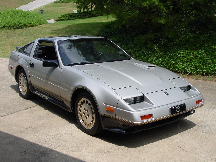 Nissan 300ZX I (Z31) 1983 - 1989 Coupe #7