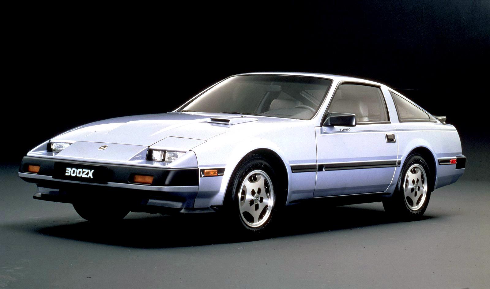 Nissan 300ZX I (Z31) 1983 - 1989 Coupe #4