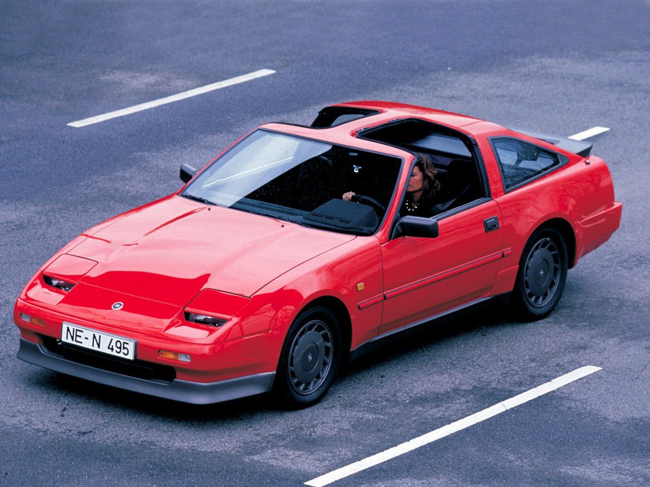 Nissan 300ZX I (Z31) 1983 - 1989 Coupe #5