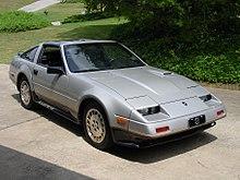 Nissan 300ZX I (Z31) 1983 - 1989 Coupe #8