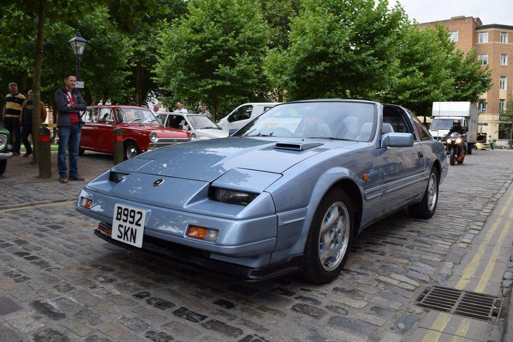 Nissan 300ZX I (Z31) 1983 - 1989 Coupe #6