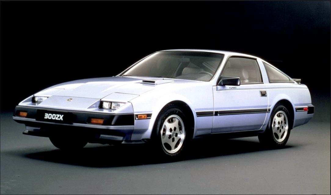 Nissan 300ZX I (Z31) 1983 - 1989 Coupe #3